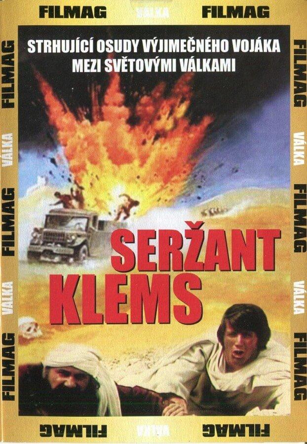 Seržant Klems (DVD) (papírový obal)