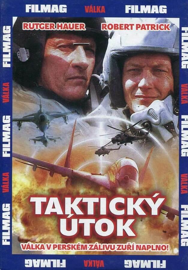 Taktický útok (DVD) (papírový obal)