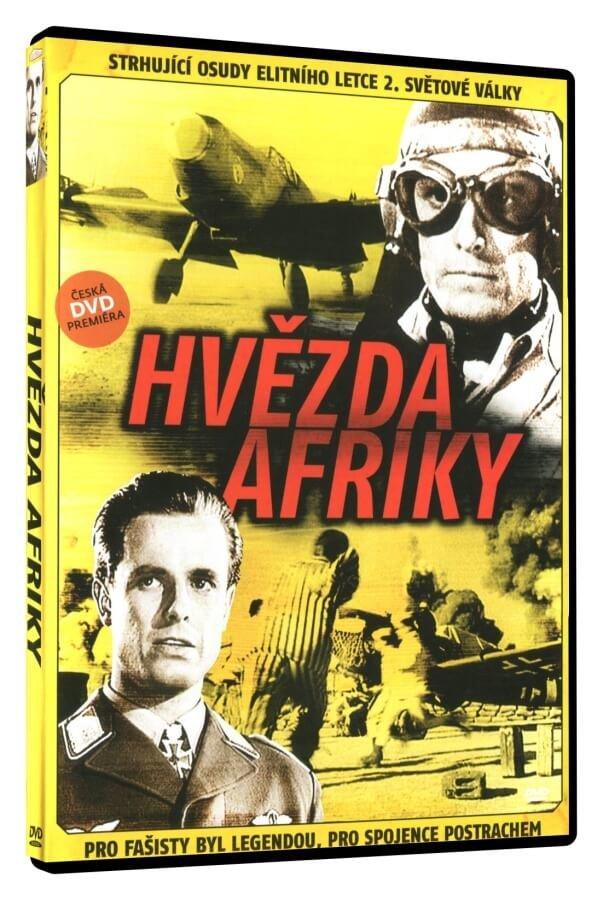 Hvězda Afriky (DVD)
