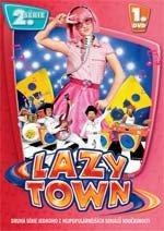 Lazy Town - 2.série - 1.DVD (slimbox)
