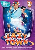 Lazy Town - 2.série - 2.DVD (slimbox)
