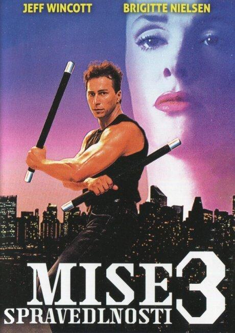 Mise spravedlnosti 3 (DVD)