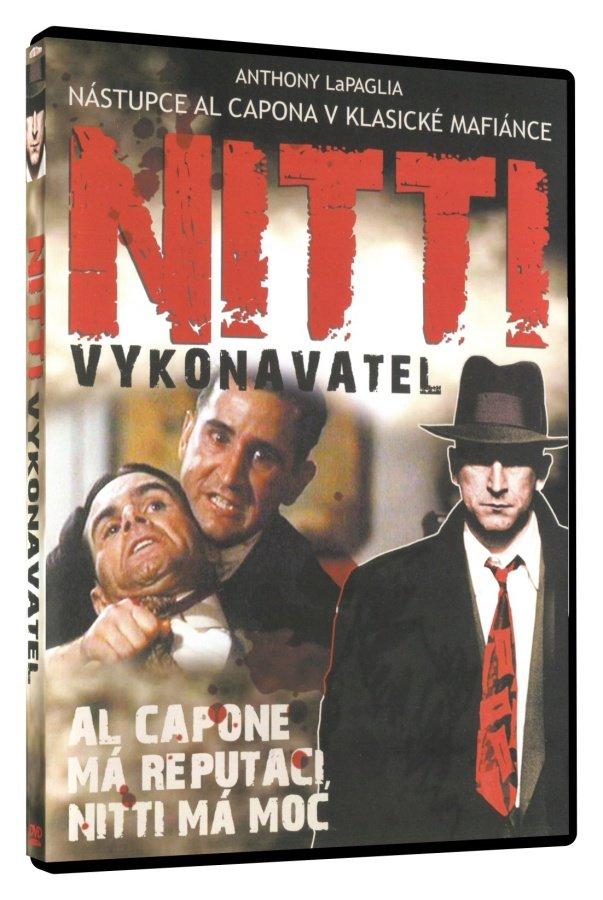 Nitti Vykonavatel (DVD)