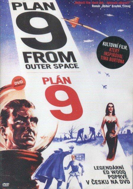 Plán 9 (DVD)