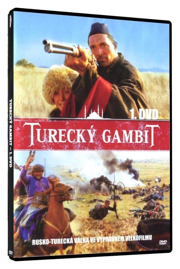Turecký gambit DVD 1