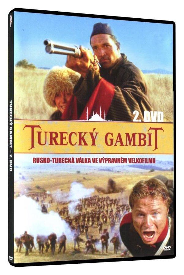 Turecký gambit DVD 2