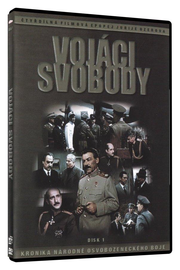Vojáci svobody (DVD) 1. díl