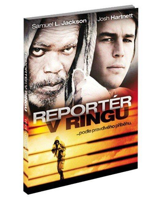 Reportér v ringu (DVD)
