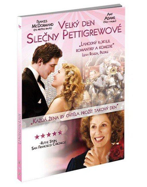 Velký den slečny Pettigrewové (DVD)