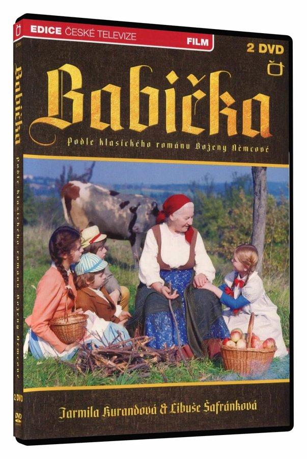 Babička (1971) (2 DVD)