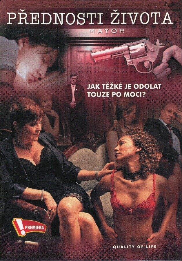 Přednosti života (DVD) (papírový obal)