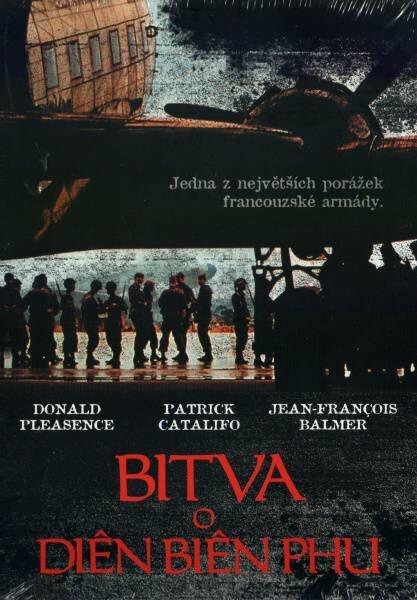 Bitva o Dien Bien Phu (DVD) (papírový obal)
