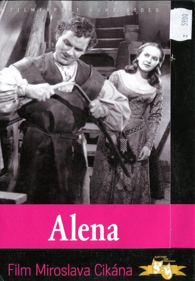Alena (DVD) (papírový obal)