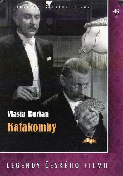 Katakomby (DVD) (papírový obal)