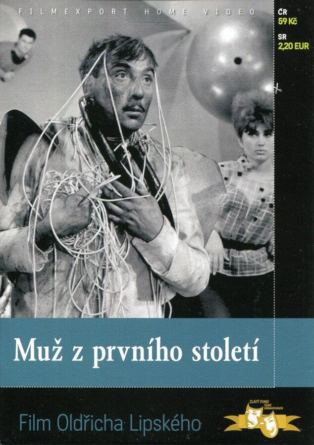 Muž z prvního století (DVD) (papírový obal)