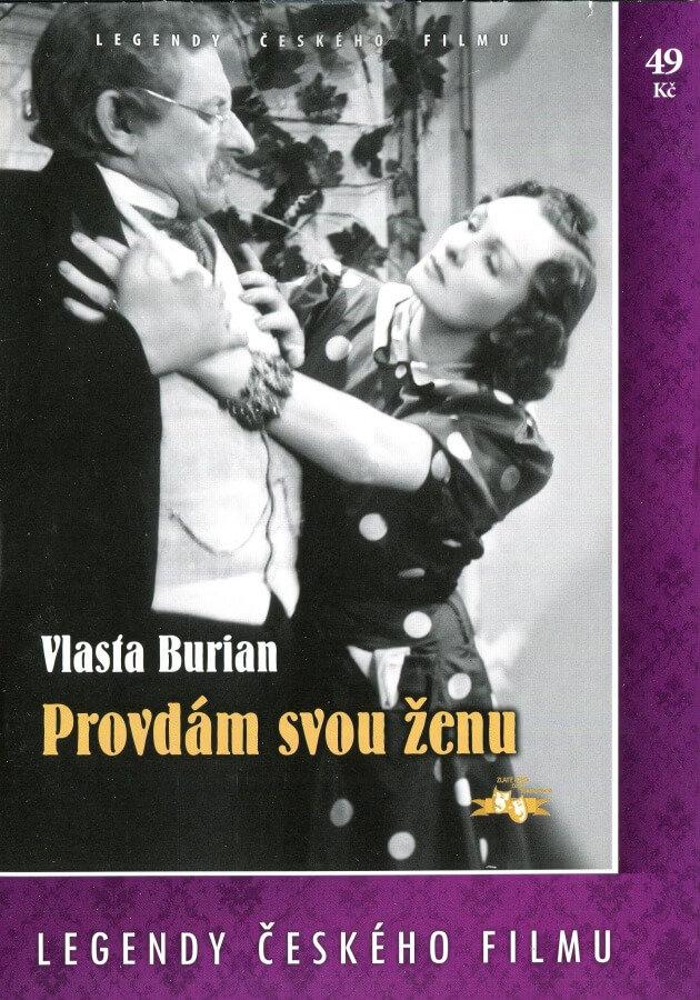 Provdám svou ženu (DVD) (papírový obal)