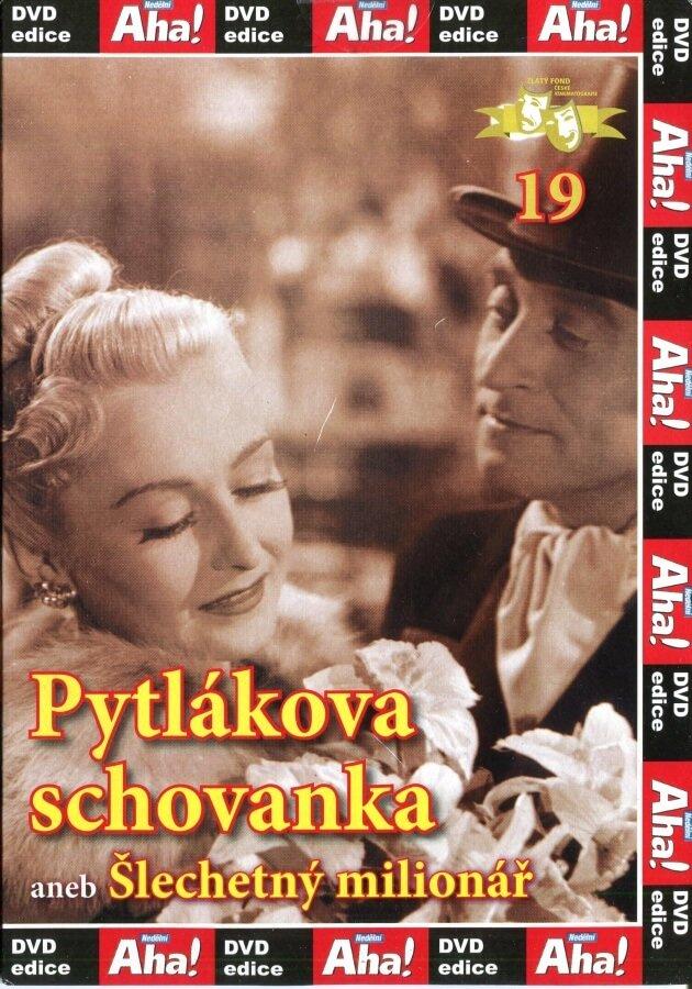Pytlákova schovanka (DVD) (papírový obal)