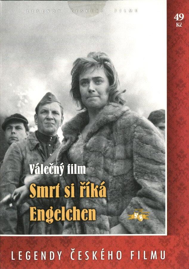 Smrt si říká Engelchen (DVD) (papírový obal)