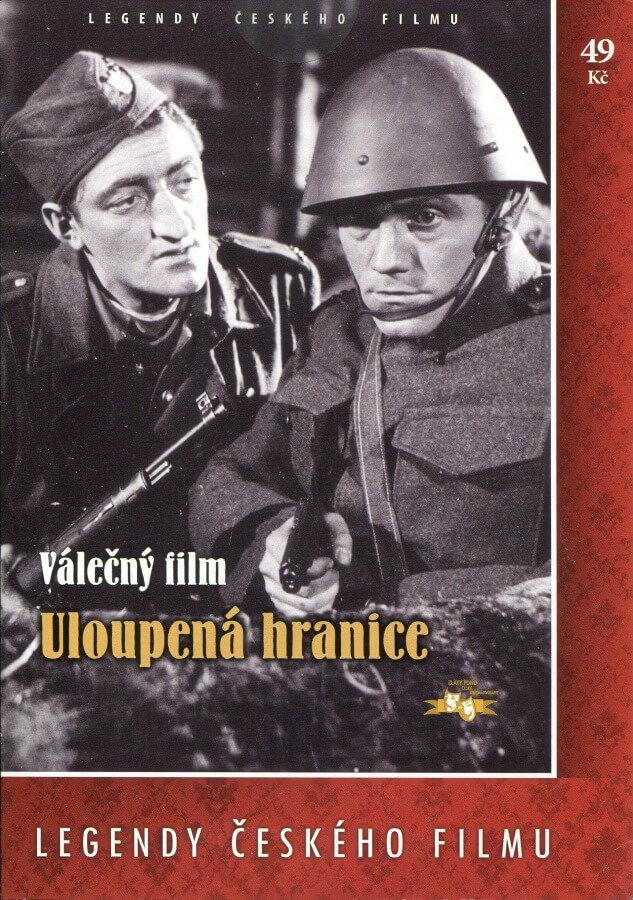 Uloupená hranice (DVD) (papírový obal)