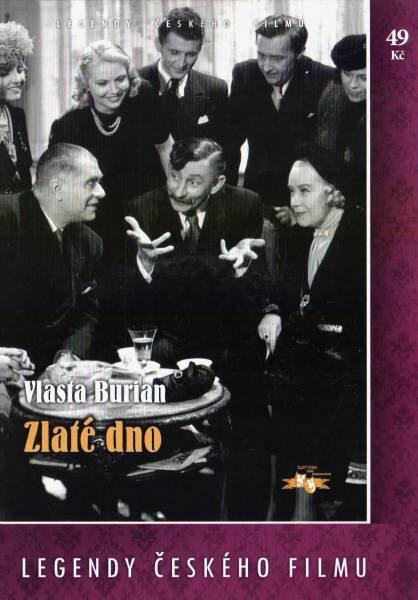 Zlaté dno (DVD) (papírový obal)