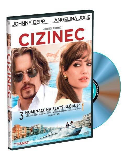 Cizinec (DVD)