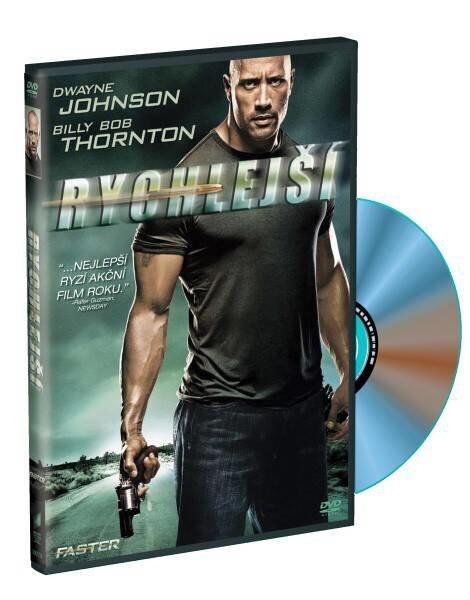 Rychlejší (DVD)