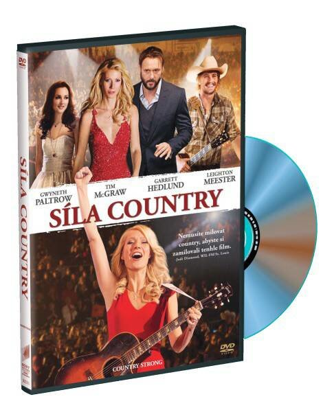 Síla country (DVD)