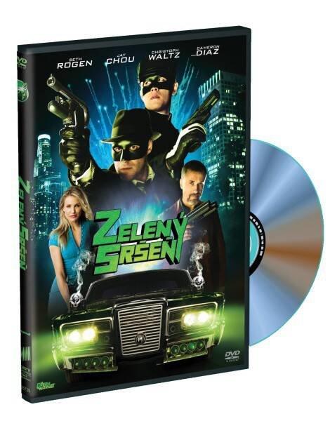 Zelený sršeň (DVD)