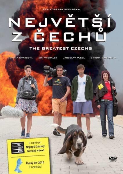 Největší z Čechů (DVD)