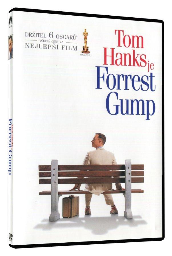 Magic Box Forrest Gump (DVD)