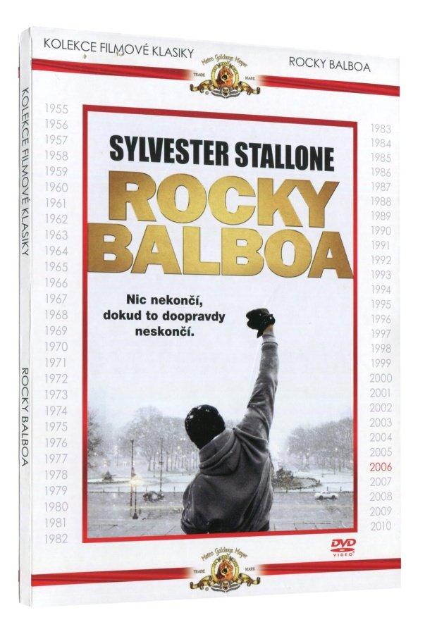 Rocky Balboa (DVD) - kolekce filmové klasiky
