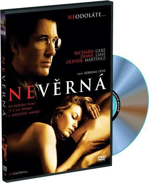 Nevěrná (DVD)