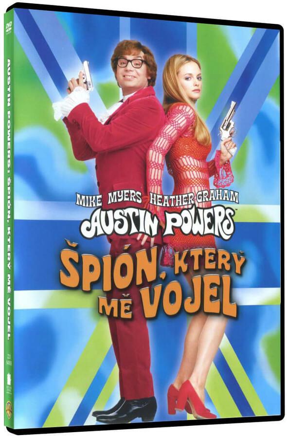 Austin Powers: Špion, který mě vojel (Mike Myers) (DVD)