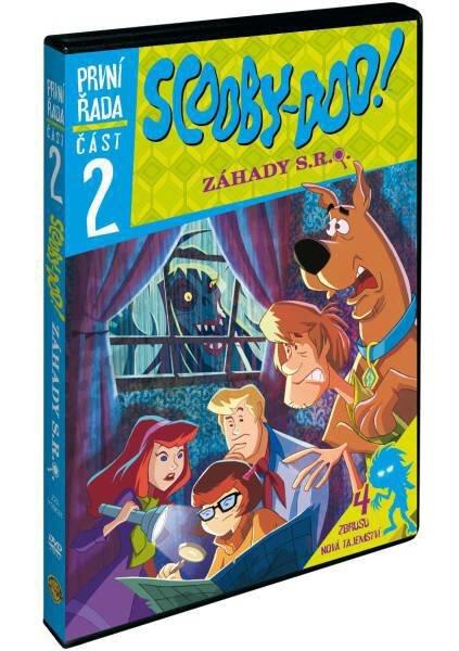 Scooby Doo: Záhady s.r.o. - 1. série - 2.část (DVD) - tv seriál
