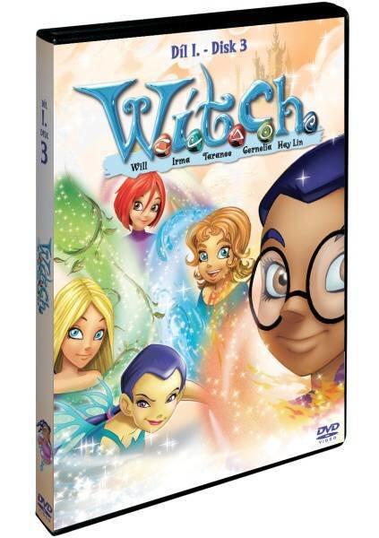 WITCH 1. sezóna - disk 3 (DVD)