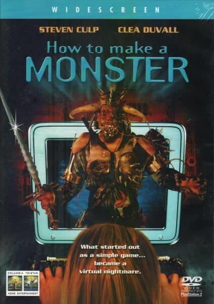 Stvoření monstra (How to Make a Monster) (DVD) (pouze s českými titulky)