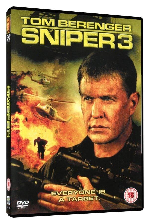 Sniper 3 (DVD) - DOVOZ