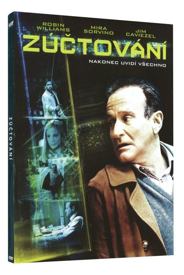 Zúčtování (DVD)