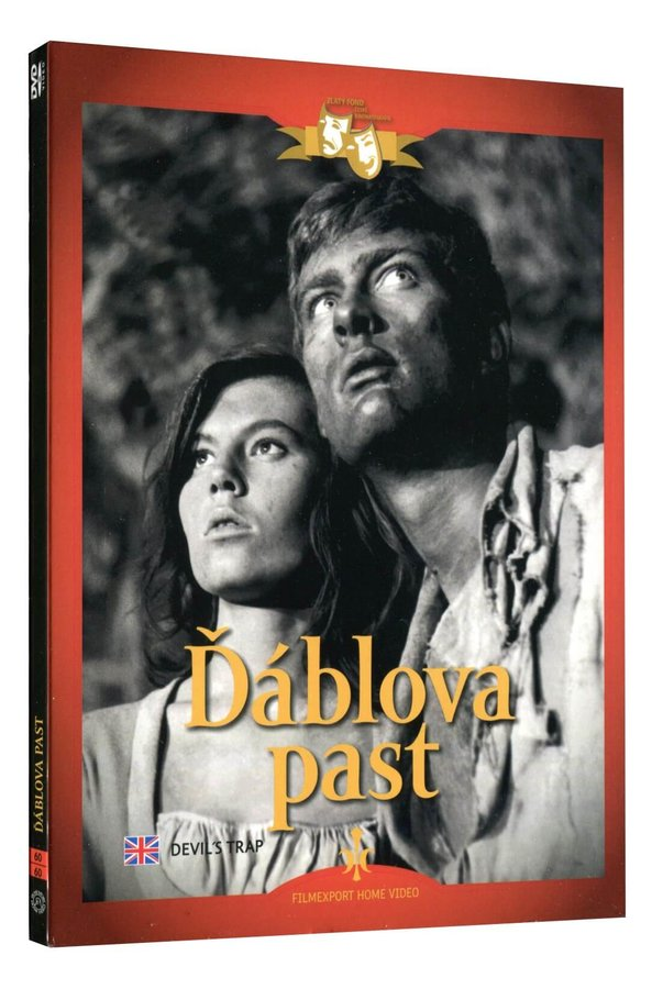 Ďáblova past (DVD) - digipack