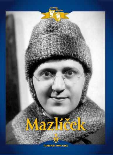 Mazlíček (DVD) - digipack