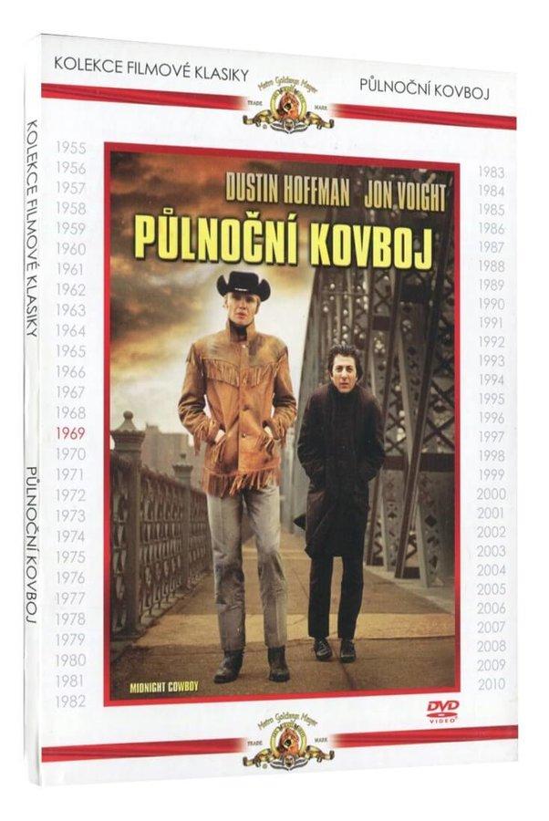 Půlnoční kovboj (DVD) - kolekce filmové klasiky