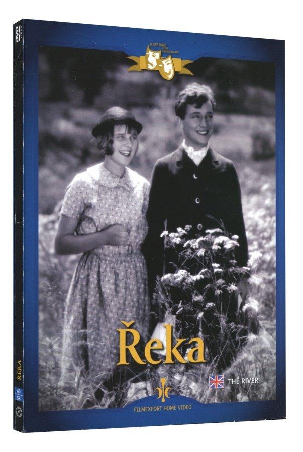 Řeka (DVD) - digipack