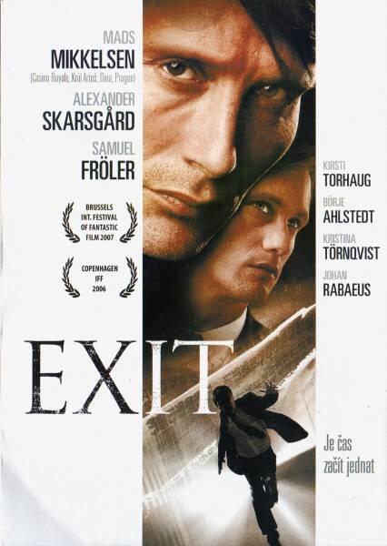 Exit (DVD) (papírový obal)