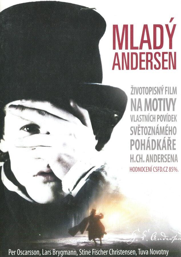 Mladý Andersen (DVD) (papírový obal)