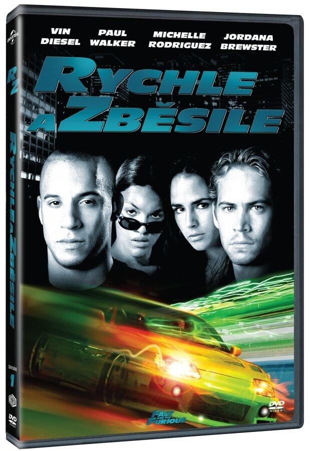 Rychle a zběsile (DVD)