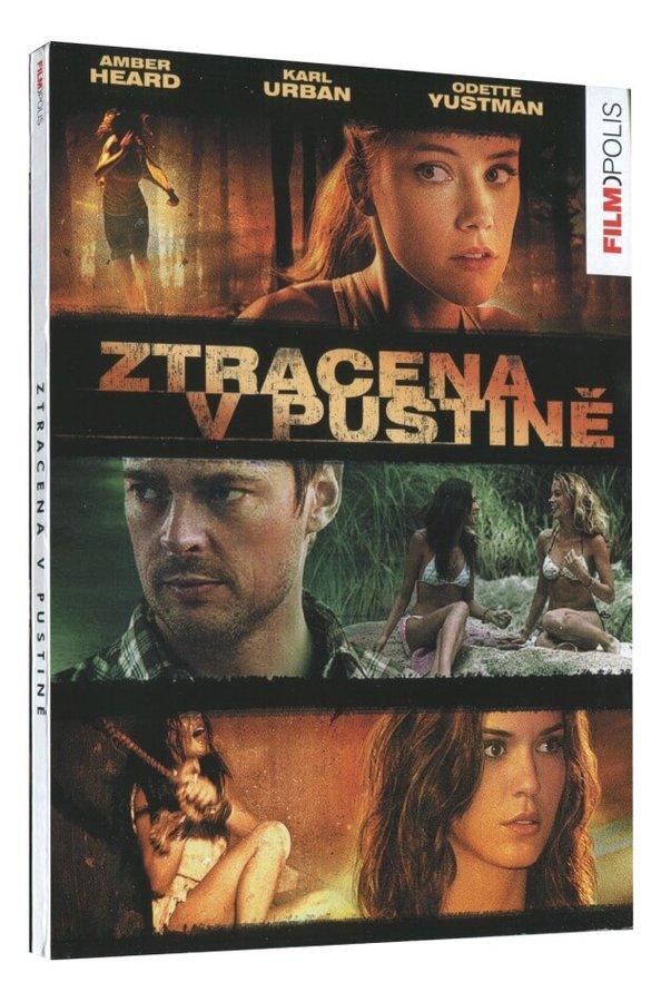 Ztracena v pustině (DVD)