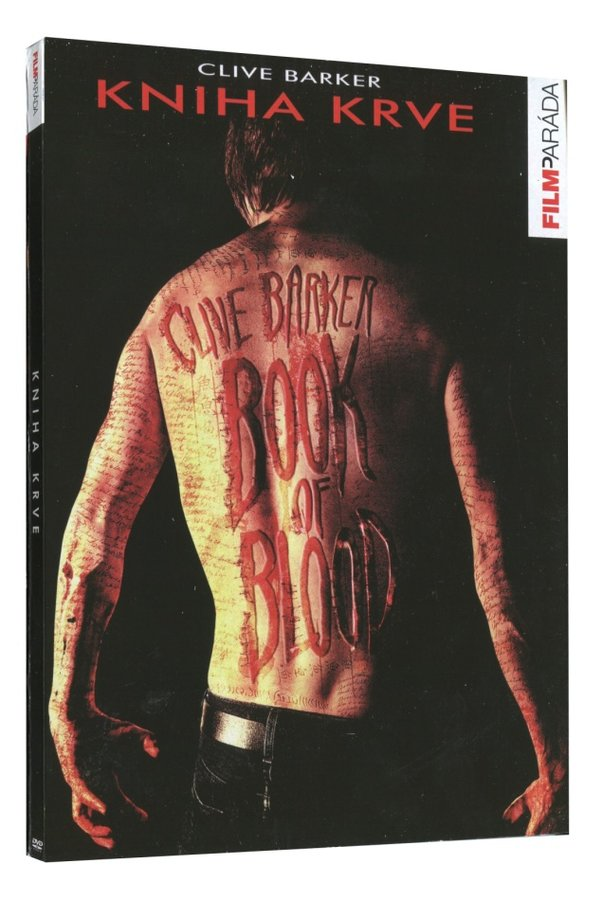 Kniha krve (DVD)