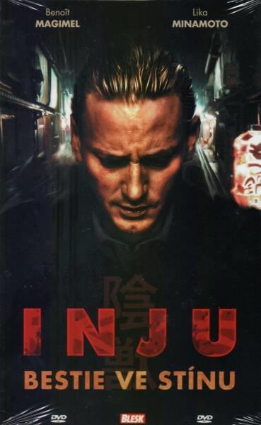 INJU - Bestie ve stínu (DVD) (papírový obal)