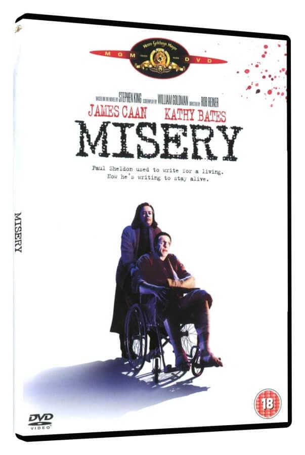 Misery nechce zemřít S.E. (DVD) - kolekce filmové klasiky