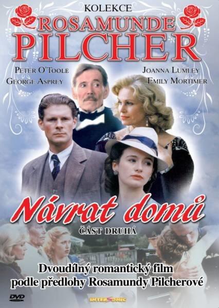 Rosamunde Pilcher: Návrat domů - 2.díl (DVD) (papírový obal)